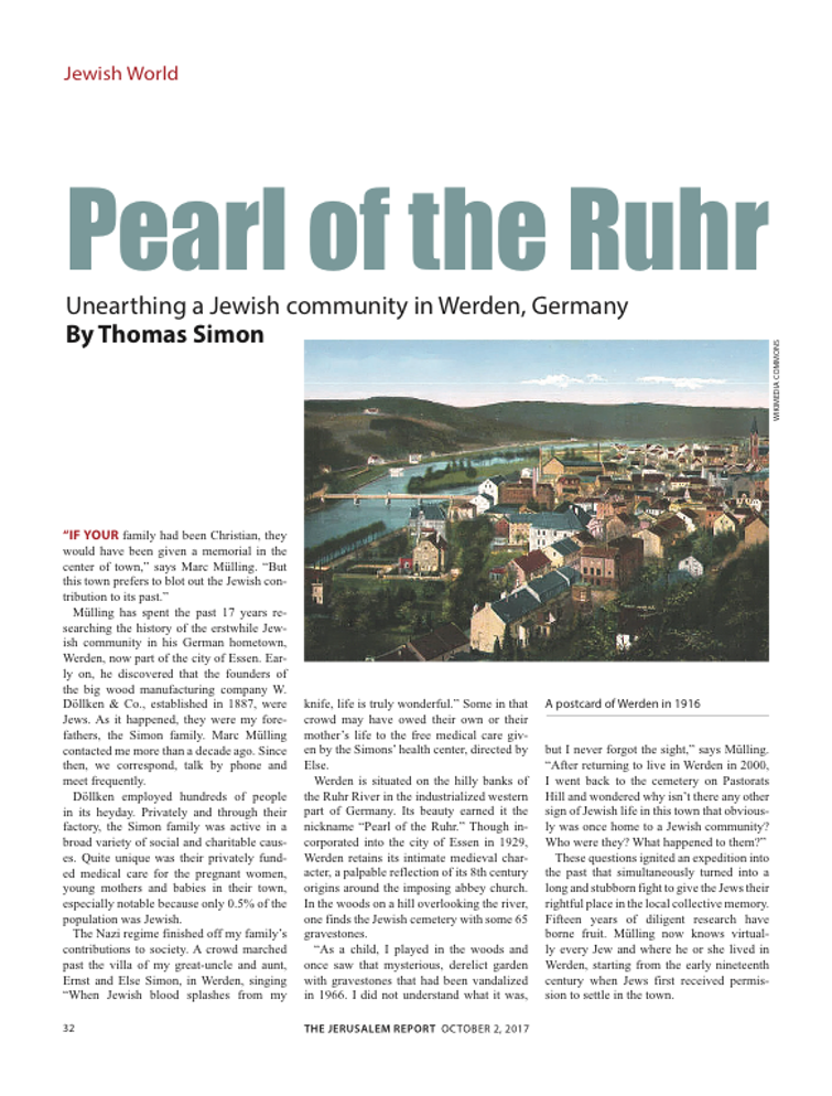 Pearl of the Ruhr
